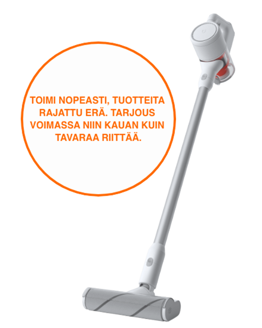 Vaccuum Cleaner Offer